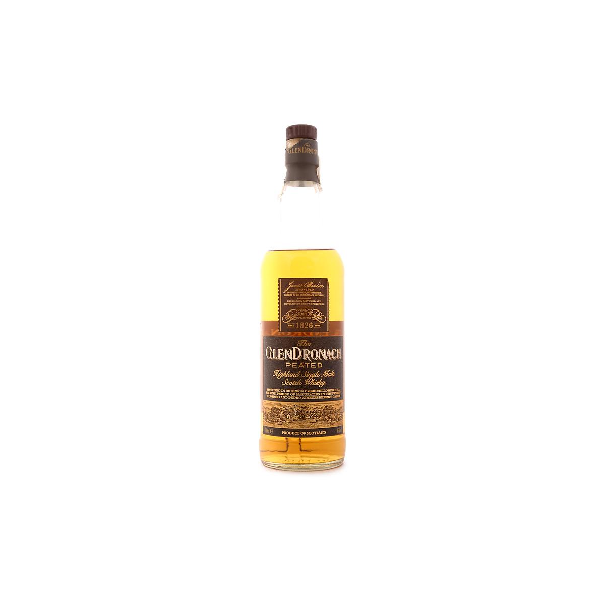 GlenDronach Peated (46%) - 30 ml.