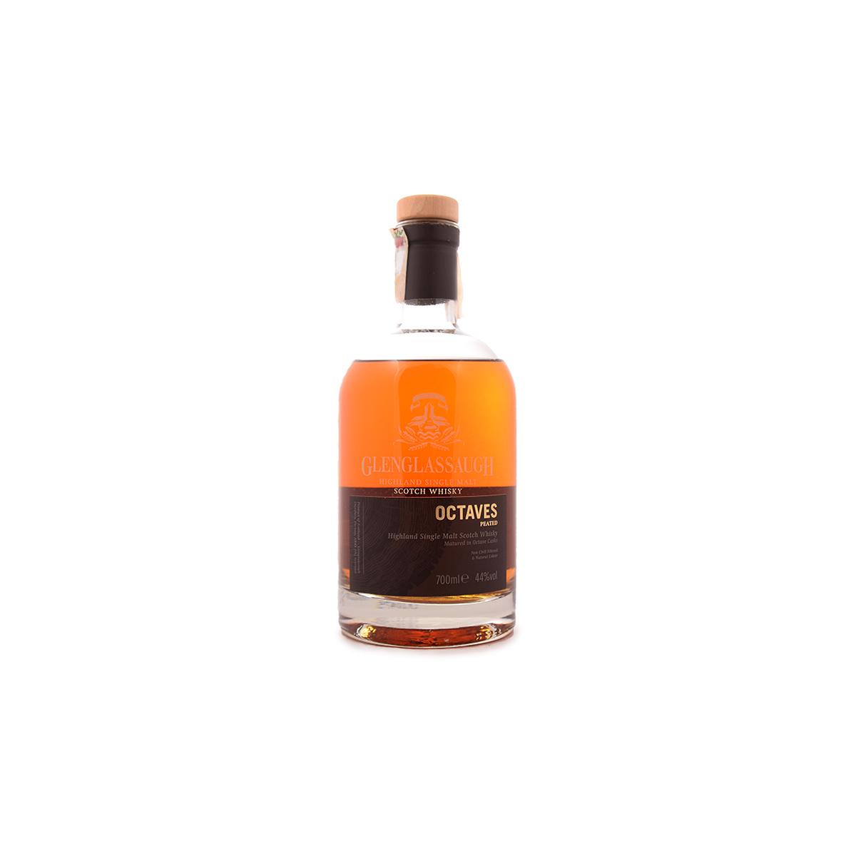 Glenglassaugh Octaves Peated (44%) - 30 ml.