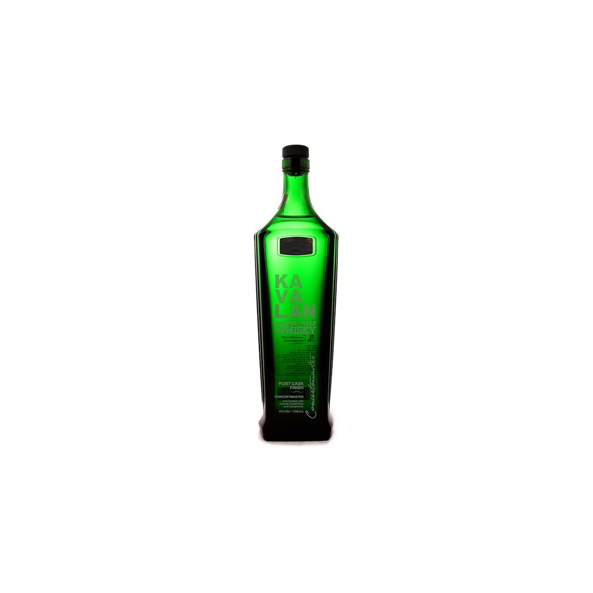 Kavalan Concertmaster (40%) - 30 ml.