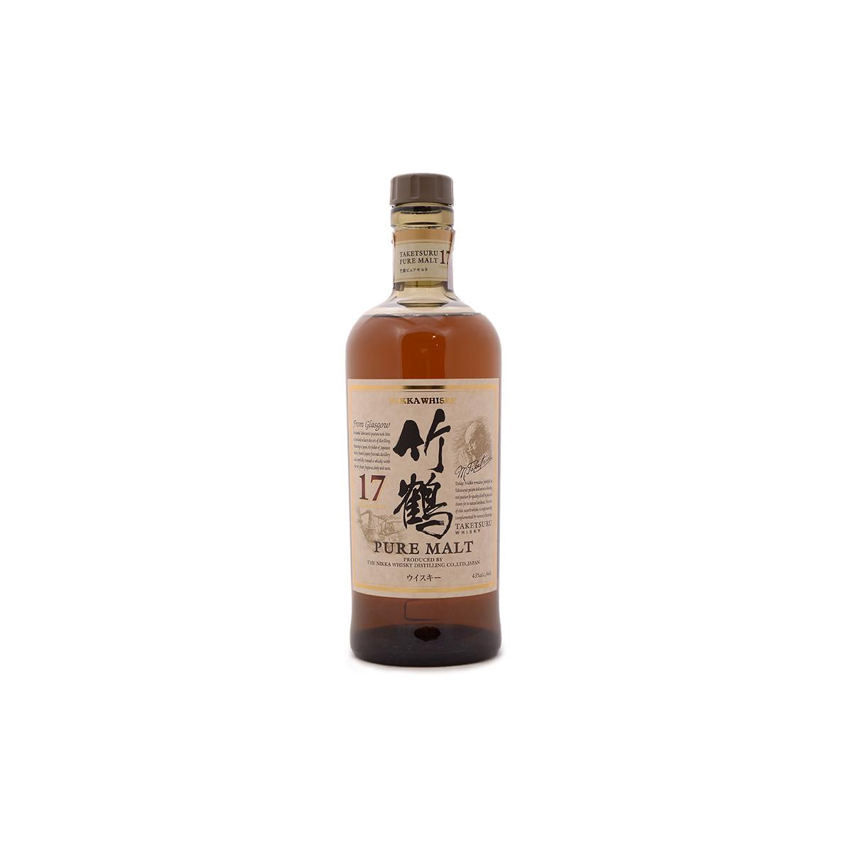 Taketsuru 17 YО (43%) - 30 ml.