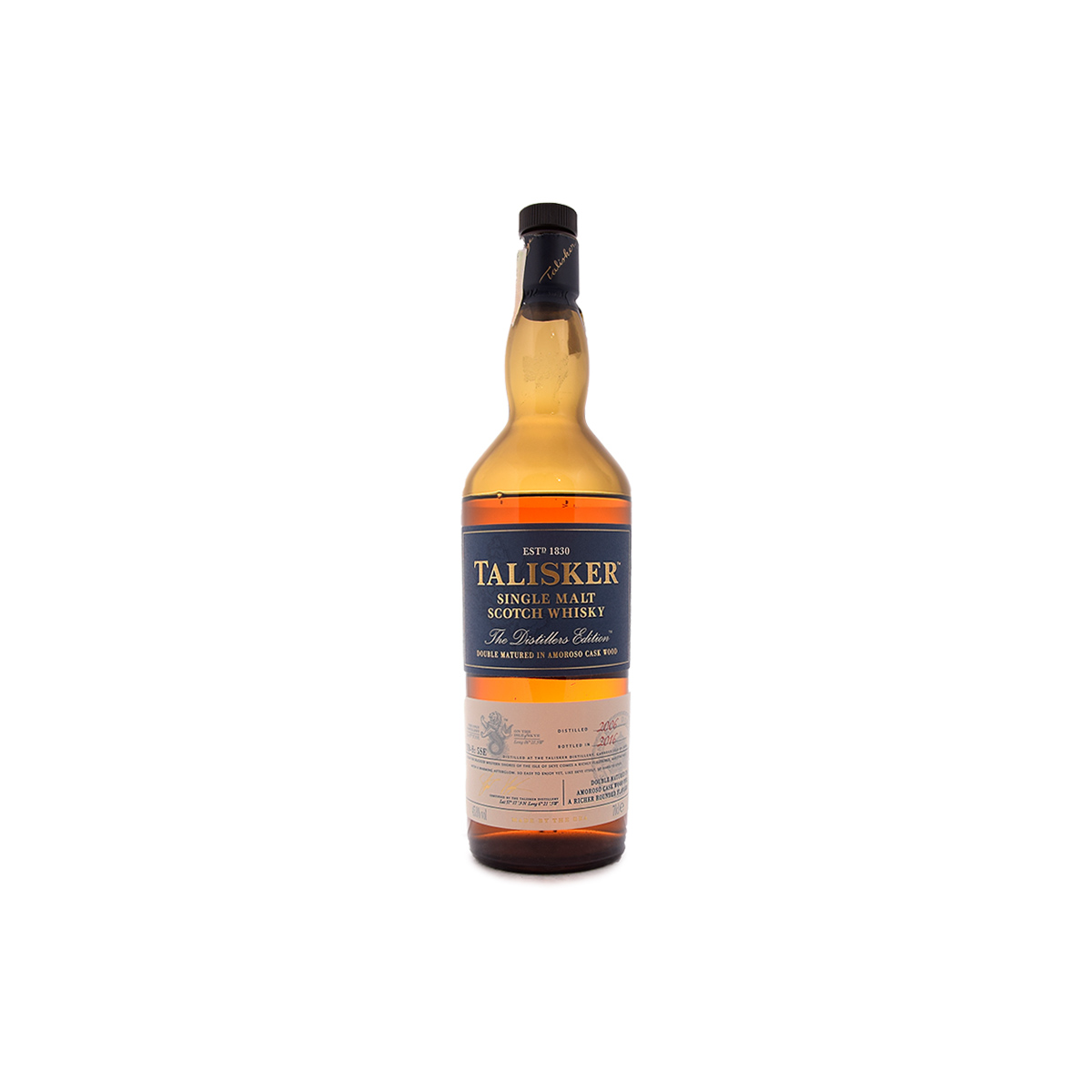 Talisker The Distillers Edition (45.8%) - 30 ml.